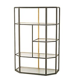 Sterling Industrial Era Shelving Unit