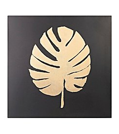 Sterling Metallic Palm Frond Wall Art
