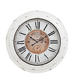 Sterling Theodore Wall Clock