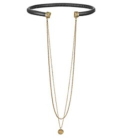 The Sak Flex Choker with Chain Necklace