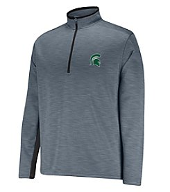 J. America NCAA® Michigan State Spartans Men's First Down Pullover