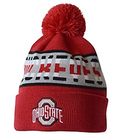 J. America NCAA® Ohio State Buckeyes Men's Strength Pom Pom Hat