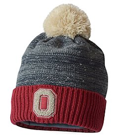J. America NCAA® Ohio State Buckeyes Men's Nothing To Fear Pom Pom Hat