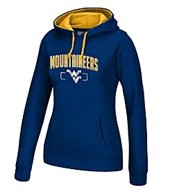 J. America NCAA® West Virginia Mountaineers Women's Essential Hoodie