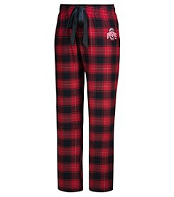 J. America NCAA® Ohio State Buckeyes Women's Flannel Dorm Pants