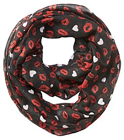 Collection 18 Hugs And Kisses Infinity Scarf