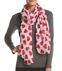 Collection 18 Shadow Heart Infinity Scarf