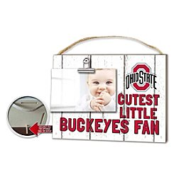 Kindred Hearts NCAA® Ohio State Buckyes Cutest Fan Clip It Frame