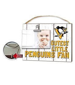 Kindred Hearts NHL® Pittbsurgh Penguins Cutest Fan Clip It Frame