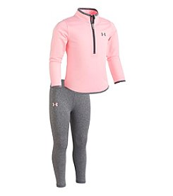 Under Armour Girls' 2T-6X Teamster Track Set