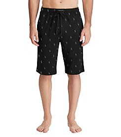 Polo Ralph Lauren Men's Logo Sleep Shorts