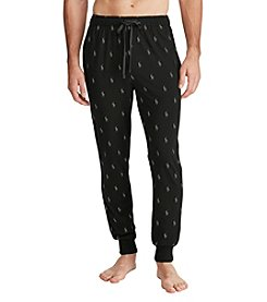Polo Ralph Lauren Men's Knit All-Over Jogger Pant