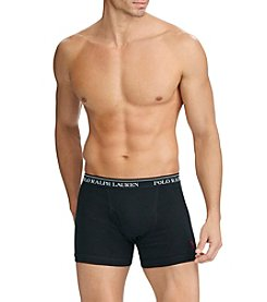 Polo Ralph Lauren Men's 3-Pack Classic Boxer Briefs