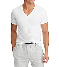 Polo Ralph Lauren Men's 5-Pack Classic V-Neck Shirts