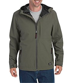 Dickies Men's Softshell Hooded Jacket