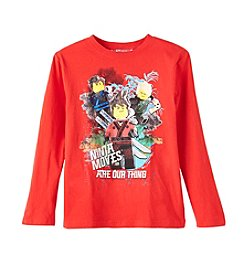 Lego Boys' 4-20 Long Sleeve Ninja Moves Tee