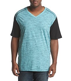 PX- Premium Expression Men's Big & Tall Short Sleeve V-Neck Tee