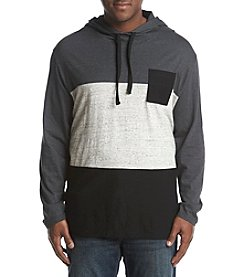 PX- Premium Expression Men's Big & Tall Long Sleeve Hoodie Flannel Shirt