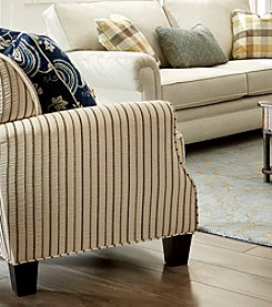 Broyhill Mazie Accent Chair Stripe