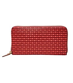 Fossil Jayda Zip Clutch Wallet