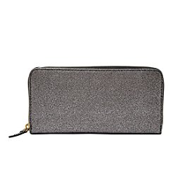 Fossil Jayda Metallic Clutch Wallet