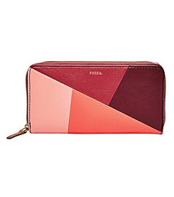 Fossil® Jayda Colorblocked Clutch Wallet