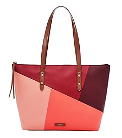 Fossil Jayda Colorblocked Tote