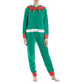 Zoe&Bella @BT Fleece Elf One Piece Bodysuit