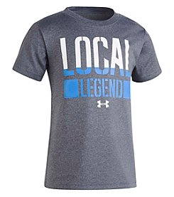 Under Armour Boys' 4-7 Short Sleeve Local Legend Tee