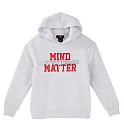 It's Our Time Girls' 7-16  Mind Over Matter Hoodie