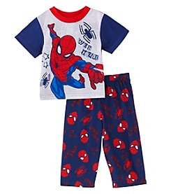 Spiderman Baby Boys' 2-Pc. SpiderMan Pajama Set