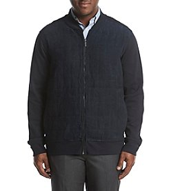 Perry Ellis Men's Big & Tall Quilted Jacket