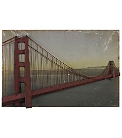 Sterling Golden Gate Bridge Print