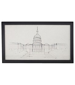 Sterling U.S. Capitol Artwork