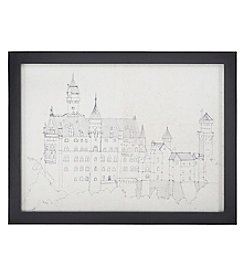 Sterling Neuschwanstein Castle Artwork