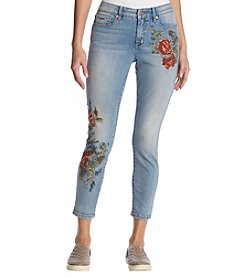 Nine West Skinny Ankle Jeans