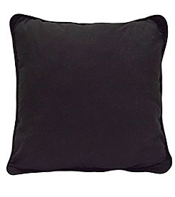 Donna Sharp Windsor Many Trips Solid Decorative Pillow