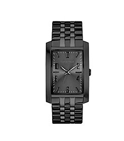 Caravelle by Bulova Men's Rectangular Bracelet Dress Watch