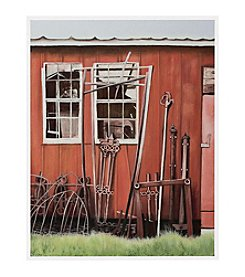 Sterling Farm Tools Artwork