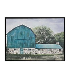 Sterling American Barn II Artwork