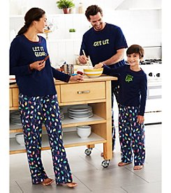 KN Karen Neuburger Let It Glow Pajama Sets