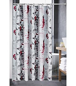 PB Home Romantic Notion Shower Curtain