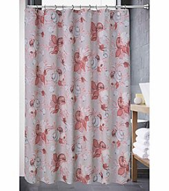 PB Home Color Shell Shower Curtain