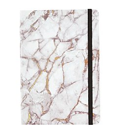 Collection 18 Cracked Marble Notebook