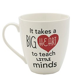 Pfaltzgraff Big Heart Little Minds Mug