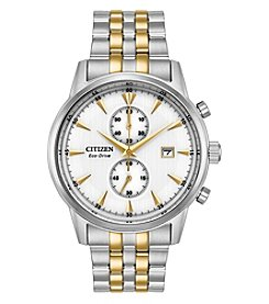 Citizen Men's Eco-Drive Corso Two-Tone Stainless Steel Watch