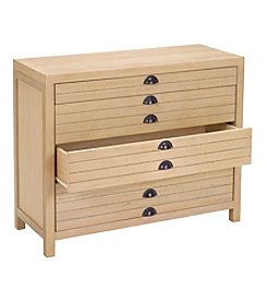 Dimond 4-Drawer Flat File Cabinet