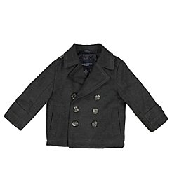 London Fog Boys' 2T-7 Lightweight Button Down Jacket