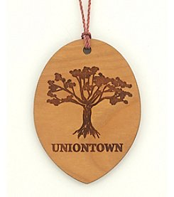Aspiring Artists of the Earth Uniontown Tree Ornament