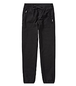 Polo Ralph Lauren Boys' 2-20 Knit Woven Chino Pants